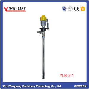 Top-Selling Ylb Bomba de tambor de aceite eléctrica serie