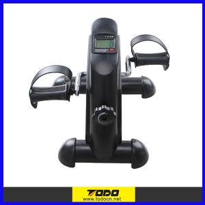 Exerciseur de pédale noir Exerciseur cycliste Exercice Cycle