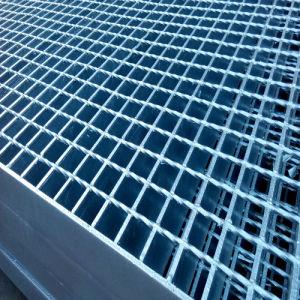 Fabricante honesto de reja de acero para las plataformas de la visión