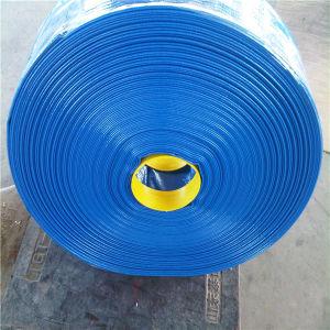 3/4  -  di tubo flessibile di scarico dell'acqua del PVC Layflat di agricoltura 16
