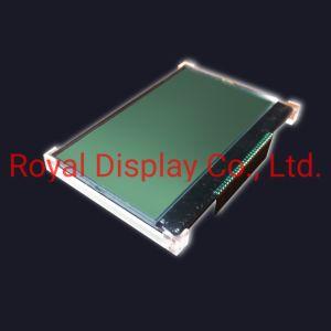 Positive FSTN LCD graphique 128x64 avec affichage LED blanche
