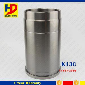 De Voering van de Cilinder van de motor K13c voor de Delen van de Vrachtwagen Hino (11467-2380)