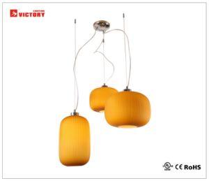 現代新しい普及した商業照明LED吊り下げ式の軽いシャンデリアランプ