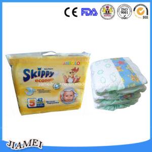 高品質の使用できる使い捨て可能なB級の赤ん坊のおむつおよびStocklot
