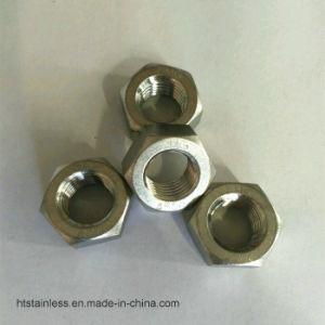 L'inconel625 l'Inconel 625 ISO4035 l'écrou hexagonal