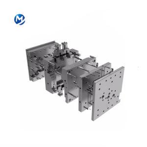 Composant de mourir d'injection automatique personnalisée pour la voiture de pièces en plastique de planche de bord moule avec Pcabs/PP+GF20/PA66