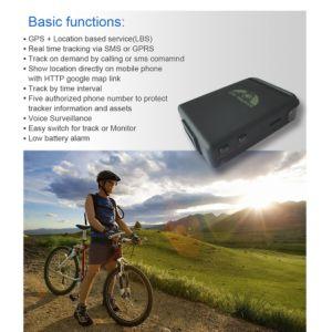 Dispositivo GPS Tracker GPS Sistema de Seguimiento de Vehículo de la tarjeta SIM Cobán Tk102