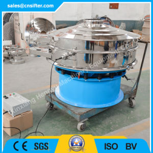 Séparateur pour tamis vibrant à ultrasons du polyacrylate de sodium ou d'engrais