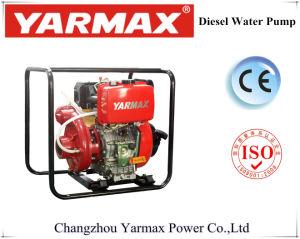 1,5 pouces diesel portable la pompe à eau en fonte
