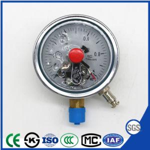 Pressione elettrica Gauge&#160 del contatto;