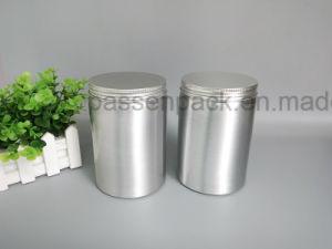 1000ml envases de aluminio plateado Contenedor para el Envasado de Alimentos (PPC-CA-1000)