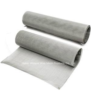 Металлический фильтр из нержавеющей стали из квадратных проволочной сеткой