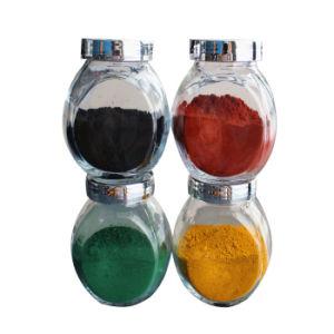 Edificio industrial de materiales en polvo de pigmento de color óxido de hierro Precio