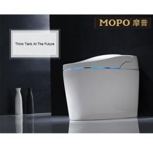 Inovação Siphonic totalmente Automático Inteligente de cerâmica wc inteligente