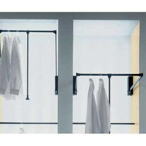 Schlafzimmer-Weg Wandschrank-in der festen rote Eichen-hölzernen Garderobe