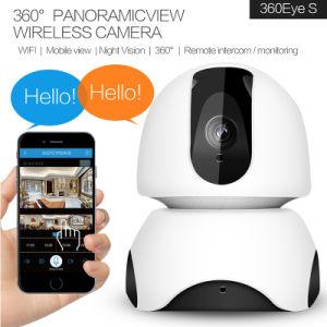 WiFi navegación 3D de infrarrojos de vigilancia de la cámara de 360 grados con la visión nocturna