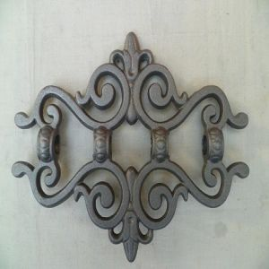 装飾的な錬鉄のBalustersは卸し売りする