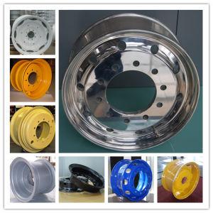 (22.5X8.25, 9.00X22.5) 위조된 알루미늄 트럭 바퀴, 알루미늄 바퀴 변죽, 합금 바퀴, 강철 트럭 바퀴