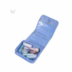 Le Nylon marque la pendaison de voyage Accessoires de toilette de maquillage Pochette en nylon multifonction