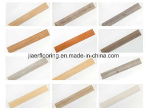 La técnica de Alemania de madera revestimientos de suelos de mosaico compuesto de plástico WPC