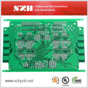 Leitor de cartões Flash T1-12 PCB Layer PCB da unidade Flash USB