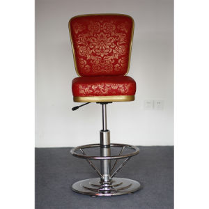 Round Base (FS-G106)の新しいModels Synthetic Leather Casino Chairs