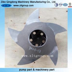 Ventola della pompa acciaio al carbonio/dell'acciaio inossidabile dal pezzo fuso di investimento