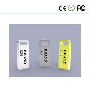 USB флэш-памяти Memory Stick™ пера ключ диска U-Disk Gold Silver