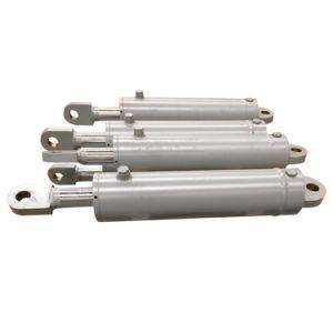 3000 Psi do cilindro hidráulico de dupla ação para o carregador