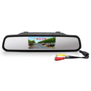 video sensore senza fili di parcheggio 2.4G con il sensore ultrasonico di parcheggio 4 per l'inversione dell'automobile