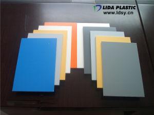 Surface mate Feuille en PVC