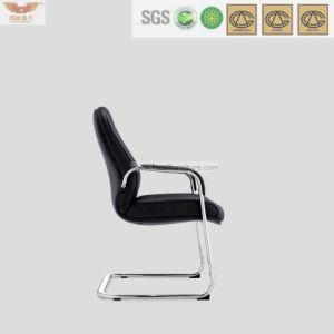 PUの革訪問者の椅子によってクロム染料で染められる椅子のゲストのレセプションの椅子(HY-394)