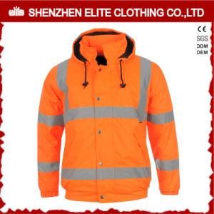 Rivestimento del Workwear di inverno degli uomini di ANSI/Isea 107-2010