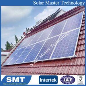 Sur la grille du système de l'Énergie solaire Énergie solaire Solar Kit de support
