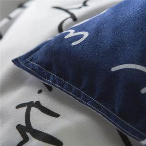Impresso Home Tecido Quarto roupa de cama