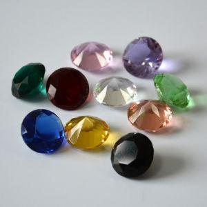 가정 침대 곁 사무실 테이블 훈장 AAA 급료 원석 결정 다이아몬드