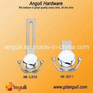 HK-L010現代亜鉛合金の布のホックの金属のホック