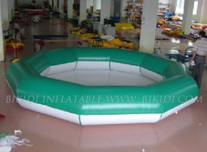 De goedkope Bovengenoemde Opblaasbare Pool van de Grond voor Verkoop/de Opblaasbare Huur D2012 van de Pool