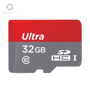 Ruddis de alta velocidad de alta velocidad de 32GB Clase 10 Sdxc Uhs-1 (U1) La tarjeta de memoria