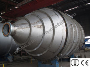 Chemical IndustryのためのシェルのType 20ton Oilの&Gas Steam Generator