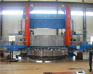 45의 모듈 Rotrar 킬른 공 선반을%s 큰 /Heavy 던지기 둘레 링기어