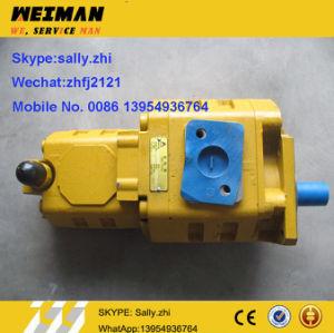 Bomba de Engrenagem Sdlg 4120001058 para pá carregadeira Sdlg LG936/LG956/LG958