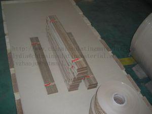 Трансформатор масляный трубопровод газа с НВУ бумаги с эпоксидной смолы пунктирной материал