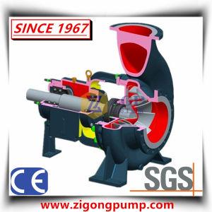 Pompe centrifuge de pâte chimique horizontal pour la fabrication du papier machine