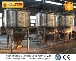 Fermentatore conico 1000L 2000L 3000L degli ss