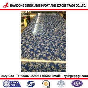 De alu-zink Vooraf geverfte Galvalume Rol van het Staal van het Staal PPGL van het In dozen doen van Fabriek