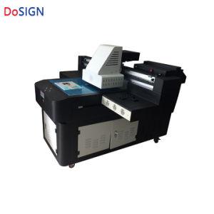 Impressoras planas UV digital universal para a impressão de telefone móvel caso / Pen / Chapas metálicas / COURO