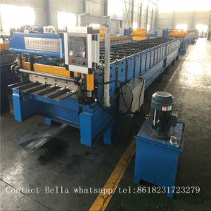 중국 Manufacturer Dixin Color 또는 Galvanized Steel Roofing Sheet Roll Forming Machine