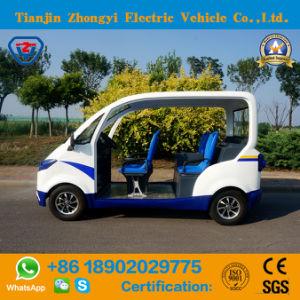 Elevadores Zhongyi Viatura com certificação CE