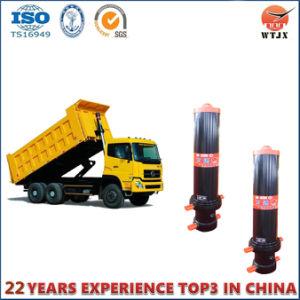 Cilindro hidráulico do front-end FC para caminhões de serviço pesado